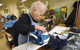 """Người già Nhật hay thật, việc gì họ cũng làm, đã làm là """"chuẩn không phải chỉnh"""""""
