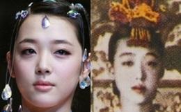 Sự giống nhau khó tin giữa ngôi sao nổi tiếng và nhân vật lịch sử