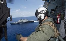 Tàu chiến Mỹ tuần tra gần Hoàng Sa: Báo đảng TQ tức tối mượn lời Duterte để mỉa mai