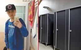"""Vào nhà vệ sinh quên không mang giấy, thanh niên trẻ đã """"xử lý"""" theo cách khó tin"""