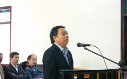Nguyên chủ tịch huyện xin không đi tù để được cống hiến