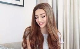 Nhan sắc xinh đẹp của 'công chúa tóc mây' gốc Việt