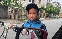 """Sau cú va quệt, tài xế taxi hạ cửa kính và """"sững người"""" trước câu nói của đứa trẻ"""