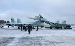 Tu-154 rơi, Không quân Nga lộ thêm 2 tiêm kích Su-27SM đâm nhau: Đau, quá đau!