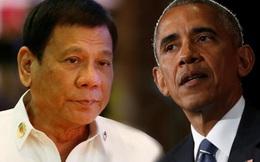 """Chuyên gia Trung-Mỹ nói gì về thông điệp """"tiễn khách"""" của ông Duterte?"""