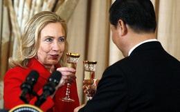 """1 quyết định của bà Clinton mở ra """"cơn địa chấn chính trị"""" ở TQ suốt 4 năm qua?"""