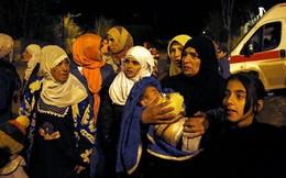Người Syria sống không bằng chết vì nạn đói
