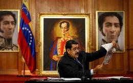 Tổng thống Maduro tố Mỹ đứng sau âm mưu đẩy Venezuela đến bờ vực sụp đổ