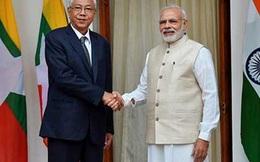 Ấn Độ chiều Myanmar để ngăn Trung Quốc