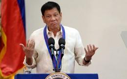 Tổng thống Philippines lẩm bẩm chửi thề phóng viên người Anh