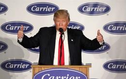 """Chuyên gia kinh tế """"lạnh sống lưng"""" vì bài phát biểu """"giữ việc làm ở lại nước Mỹ"""" của Trump"""