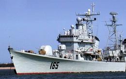 """Hải quân Campuchia sắp """"lột xác"""" nhờ khu trục hạm Trung Quốc?"""