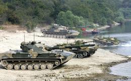 """Đây là """"nắm đấm thép"""" mới, bộ đôi ăn ý của xe tăng T-90 trong Lục quân Việt Nam?"""