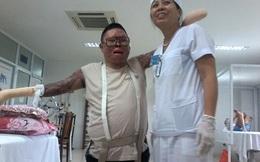 Sau hơn 2 năm, qua 23 ca phẫu thuật, chiến sĩ sống sót sau vụ rơi máy bay ở Hòa Lạc ra sao?
