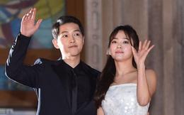 Song Hye Kyo và Song Joong Ki lên tiếng về chuyện chuẩn bị đám cưới