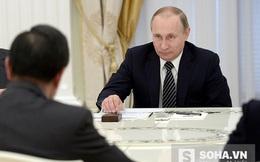 Vương Nghị vội sang Nga giữa thời điểm bất thường để làm gì?