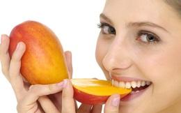 Những lưu ý ai cũng cần biết khi ăn xoài để không làm hại đến sức khỏe