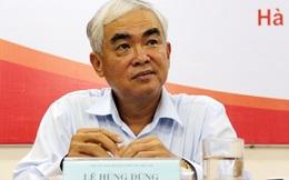 Chủ tịch VFF Lê Hùng Dũng bất ngờ xin rút lui