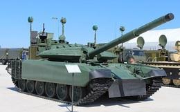 """Biến thể T-72 """"độc - lạ"""" lộ diện ở Kazakhstan"""