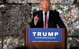 """Donald Trump tuyên bố sẽ """"xé tan"""" TPP nếu trở thành Tổng thống Mỹ"""