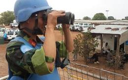 Sĩ quan gìn giữ hòa bình VN: Đồng đội của tôi ở phái bộ LHQ đã có người hy sinh!