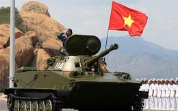 Xuất hiện hình ảnh xe tăng PT-76 nâng cấp của Việt Nam