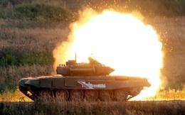 24h qua ảnh: Xe tăng Nga khai hỏa phô diễn sức mạnh