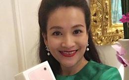 Phản ứng của vợ diễn viên Bình Minh khi được chồng tặng iPhone 7