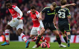 Box TV: Xem TRỰC TIẾP Arsenal vs Middlesbrough (21h00)