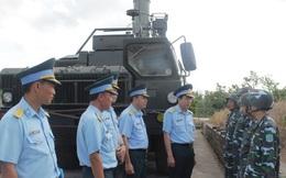 Cùng thiếu tướng đi kiểm tra 2 căn cứ sở hữu 2 vũ khí hiện đại nhất PK-KQ Việt Nam