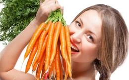 5 điều bạn chưa biết về cà rốt