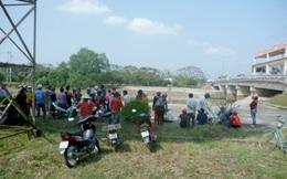 Phát hiện thi thể thiếu niên trên sông Bảo Định