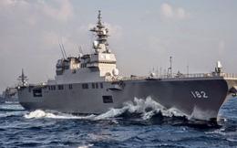 Hạm đội tàu chiến mạnh nhất châu Á của Nhật Bản