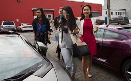 Lối sống hưởng lạc của thế hệ siêu giàu thứ hai Trung Quốc ở trời Tây