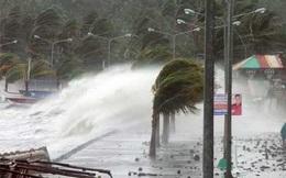 Tin mới nhất về đường đi của bão số 3