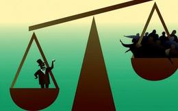 Bạn có biết chỉ vài thập kỷ qua, lương của bạn tăng có 10%, trong khi của sếp bạn tăng tới 1000%?