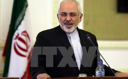 """Ngoại trưởng Iran tuyên bố Tehran cần có tên lửa """"để tự vệ"""""""