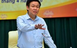 Phó Thủ tướng Vương Đình Huệ: Tôi làm trưởng ban thì các đồng chí không ngồi một chỗ được đâu