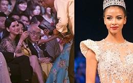 Mẹ chồng Hà Tăng chi gần nửa tỉ mua đầm tặng HH Pháp