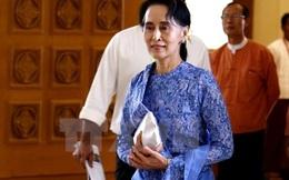 """Myanmar """"mở cửa"""" cho các nhân vật tị nạn chính trị về nước"""
