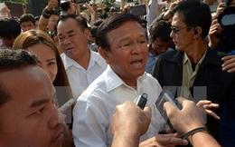 Campuchia: Phó Chủ tịch CNRP Kem Sokha bị cấm xuất cảnh