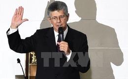 Chủ tịch Quốc hội Venezuela bị cáo buộc phạm tội phá hoại đất nước