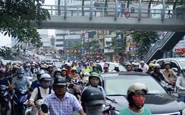 Nguyên sĩ quan công an chỉ ra 8 lí do tắc đường Hà Nội