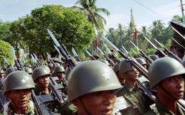 Myanmar diễn tập quân sự lần đầu kể từ khi chính phủ mới nhậm chức