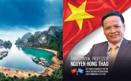 Người Việt Nam đầu tiên trúng cử UB Luật pháp quốc tế LHQ