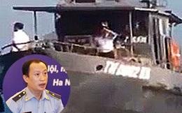 Cục Kiểm ngư: Không phải tàu kiểm ngư đâm chìm tàu cá