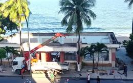 Dỡ văn phòng Dewan, thu bãi biển Nha Trang làm công viên