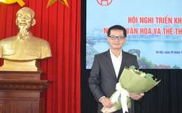 NSND Trung Hiếu làm Giám đốc Nhà hát kịch Hà Nội
