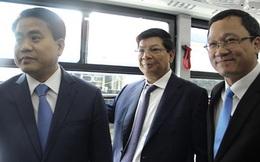 'Bắt lỗi' buýt nhanh BRT ngày đầu chạy chính thức