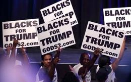 Người gốc Phi bất ngờ rào rào ủng hộ ông Trump